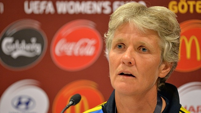 Sundhage demands team effort against Finland