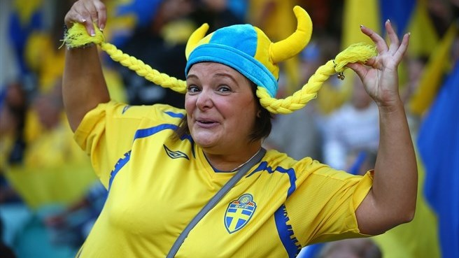 Sweden awed by Gothenburg reception