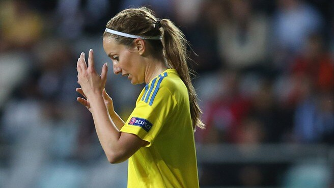 Asllani a doubt as Sweden gear up for Italy