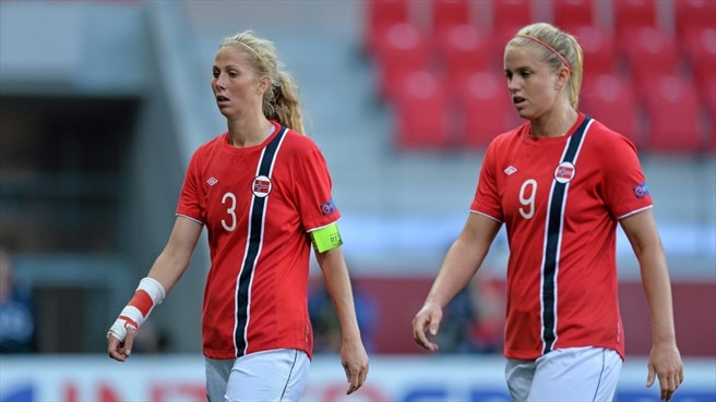 Marit Christensen & Elise Thorsnes (Norway)