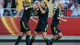 Finland 0-5 Sweden: the story in photos