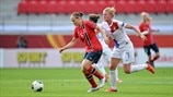 Norway 1-0 Netherlands: the story in photos