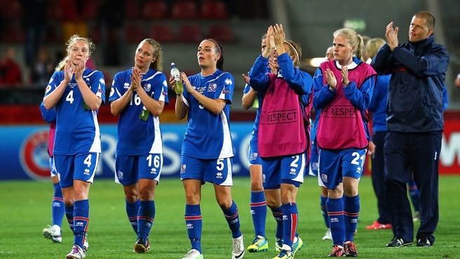 Iceland dejection