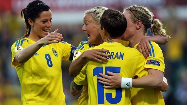 History favours Sweden for Iceland showdown