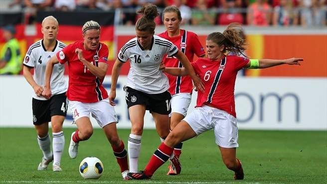Norway aim to end Germany final jinx