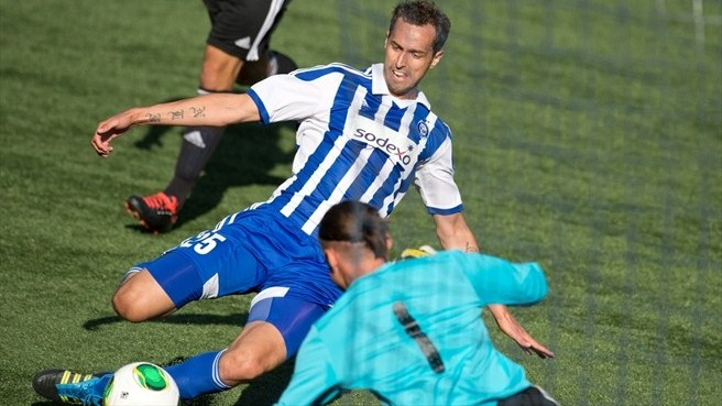 HJK held by determined debutants Kalju