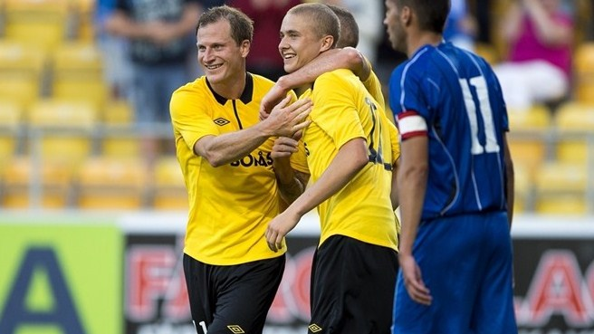Elfsborg hit form in Latvia to cruise through