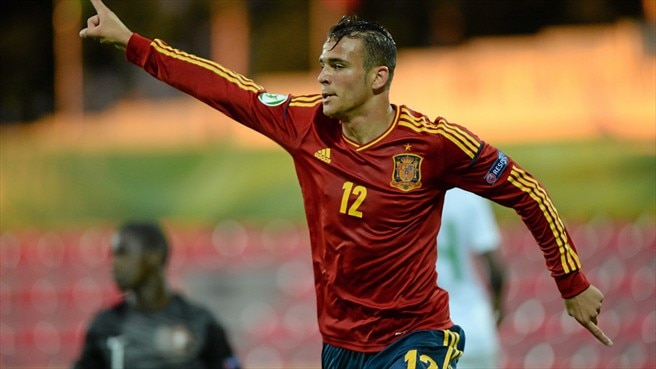 Spain pleased with hard-earned victory