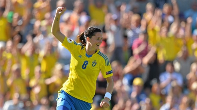 Sweden qualify, four more into play-offs