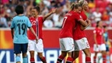 2013 highlights: Norway 3-1 Spain