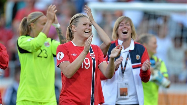 Denmark hope for third time lucky against Norway