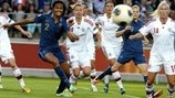France 1-1 Denmark: the story in photos