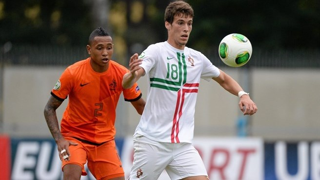 Kenny Tete (Netherlands) & Alexandre Guedes (Portugal)