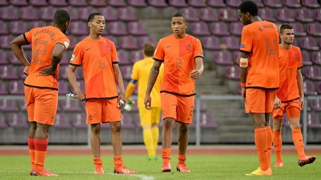 Netherlands dejection