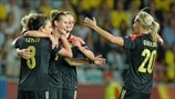 Germany 'happy, glad and relieved'
