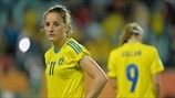 Sweden see positives despite the end of a dream