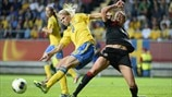 2013 highlights: Sweden 0-1 Germany