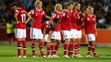 Denmark dejection