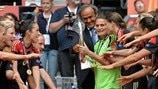 Players reflect on UEFA Women's EURO 2013