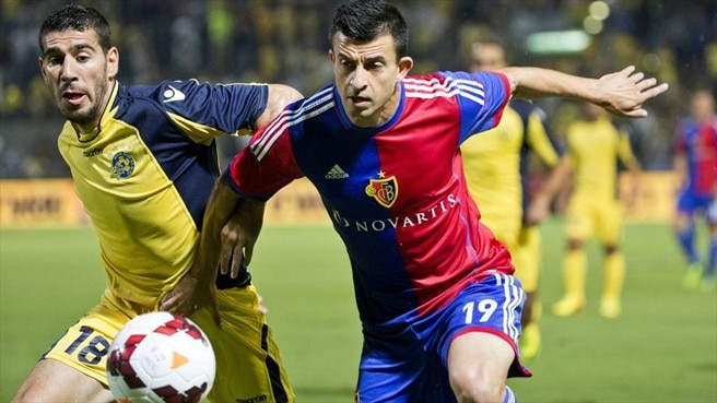 Maccabi Tel-Aviv rematch for Basel