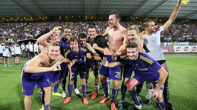 Maribor ride luck to oust APOEL