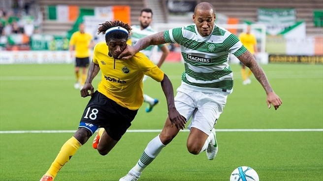 Celtic hold out to eliminate Elfsborg