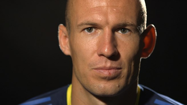 Robben on Mourinho, Guardiola and a Super Cup first