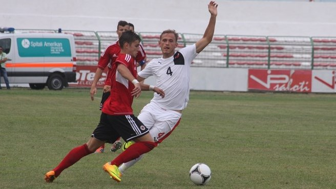 Austria begin Group 4 with a win in Albania