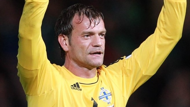 Roy Carroll (Northern Ireland)