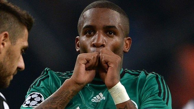 Schalke deprived of winger Farfán