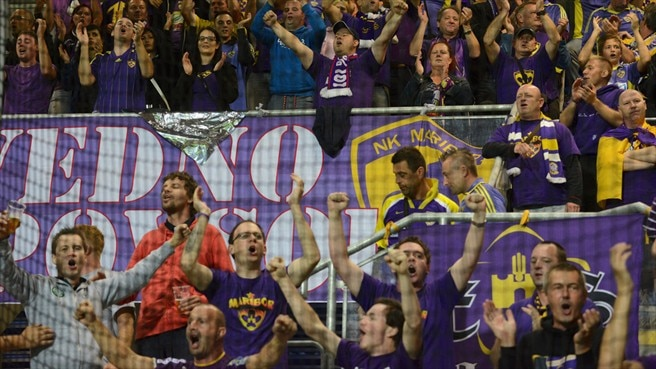 Dominant Maribor claim 12th Slovenian crown