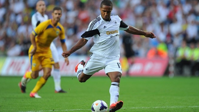 Wayne Routledge (Swansea City AFC)