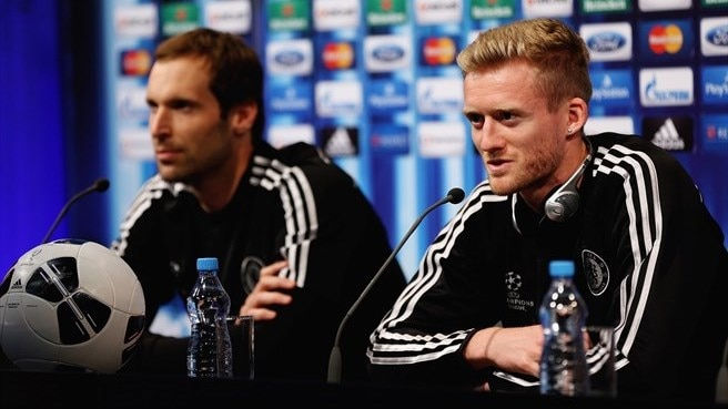 Schürrle excited by Bayern reunion