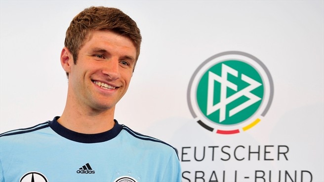 Thomas Müller (Germany)