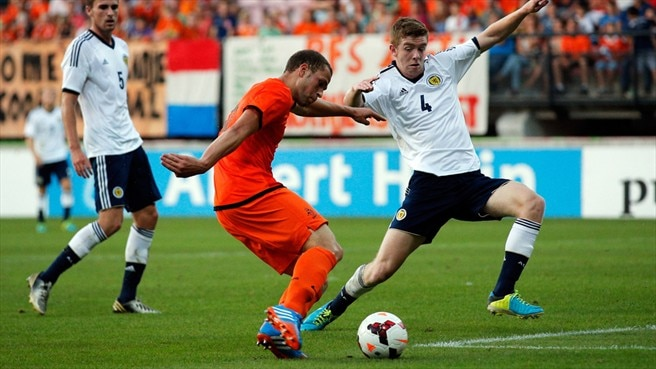 Netherlands put four past visitors Scotland