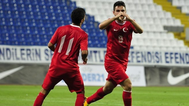 Turkey ease to four-goal Malta victory