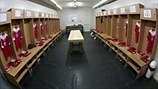 Malta dressing room