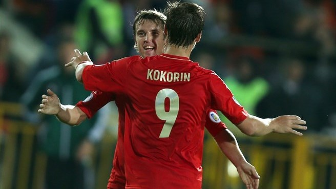 Luxembourg left in wake of four-goal Russia