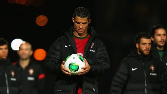 Ronaldo enters realm of legend in Belfast