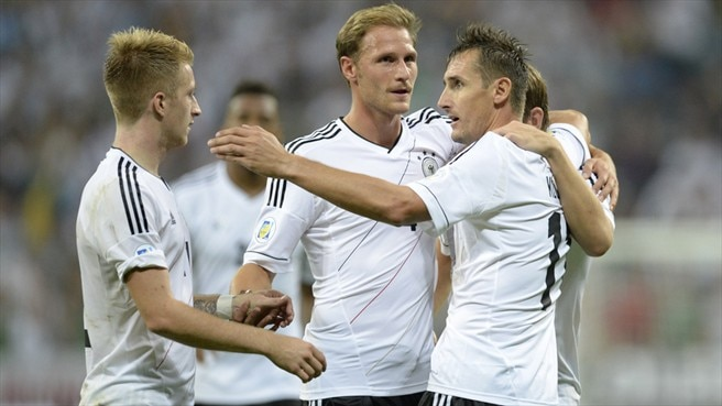 World Cup in sight as Germany see off Austria