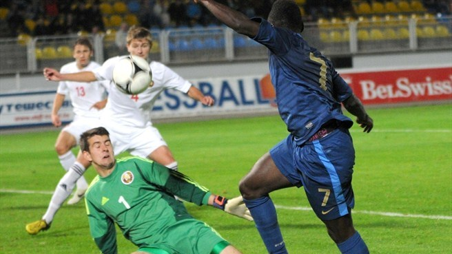 Ntep De Madiba earns France win in Belarus