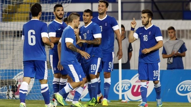 Greece blow away Malta to open in style