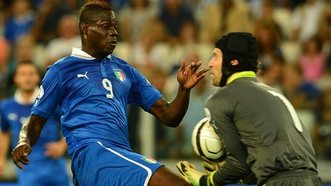 Italy bound for Brazil after Czech turnaround