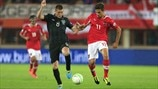 Martin Harnik (Austria) & James McCarthy (Republic of Ireland)