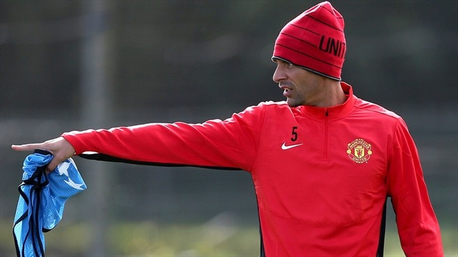 Ferdinand welcomes United challenge