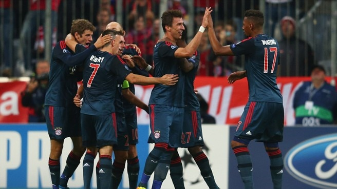 Guardiola proud after Bayern start defence in style