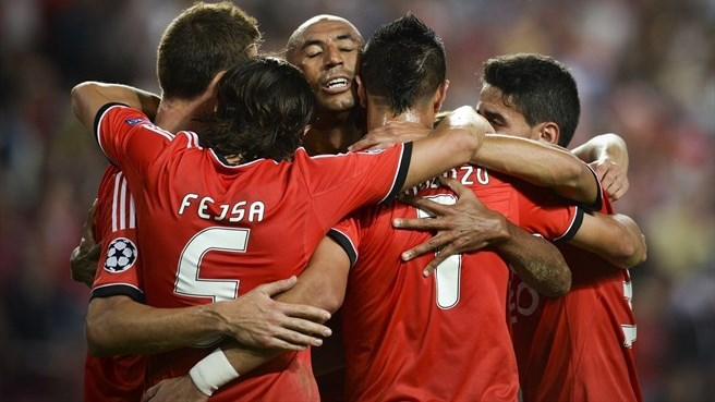 Benfica bid for eighth win in a row against Olympiacos