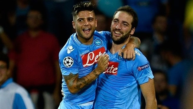 Napoli out to make point at Dortmund