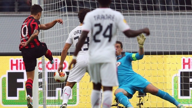 Bordeaux out to bounce back against Eintracht