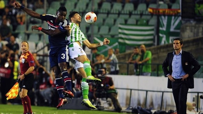 Spoils shared as Betis and Lyon begin with draw
